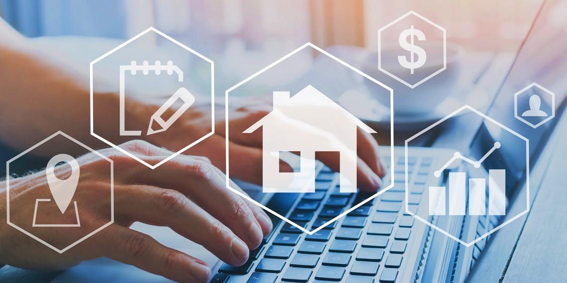 Agences immobilières en ligne