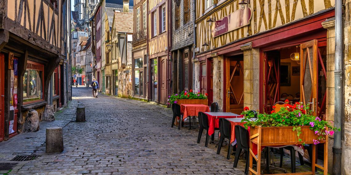 Pourquoi choisir la Normandie comme lieu d'habitation ?